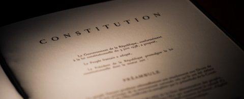 Constitution Vème République